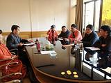 中日韩经济发展协会茶文化专业委员会调研普洱茶产业