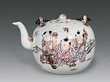 中国茶器的10类常见图纹