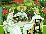 如何优雅的喝一杯英式下午茶