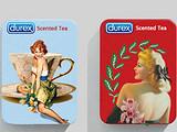 如果杜蕾斯开始卖茶,你会买吗?