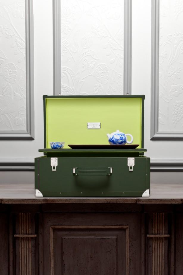 最实用的小茶箱:茗室•蒙马特