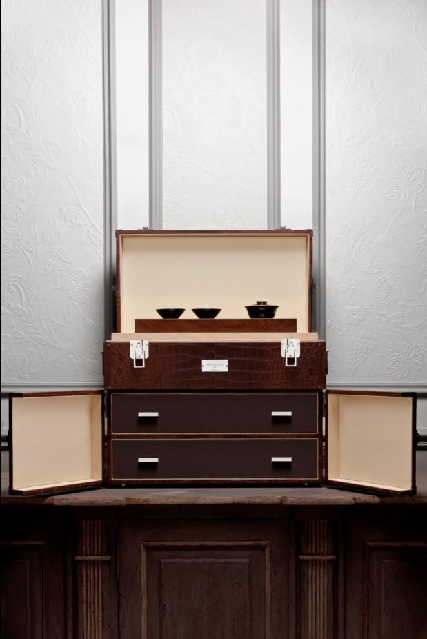 最精巧的迷你茶箱:茗室 杜勒丽