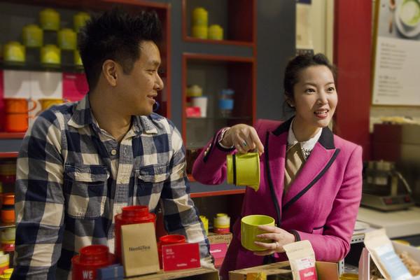 Joe& 廖韦佳嫩绿茶创始人
