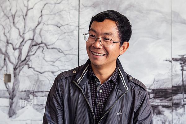 现云南下关沱茶(集团)股份有限公司副总经理杜发源