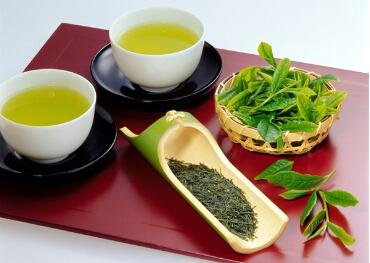 绿茶对皮肤有什么好处图片