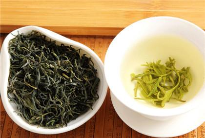 竹叶青茶的广告语是什么