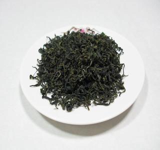 口唇采茶 特殊的采茶工艺图片