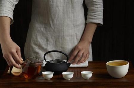 红茶的冲泡