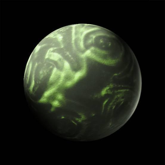 显微镜下的乌龙茶
