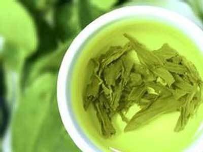 沏绿茶作文