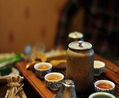 喝黑茶多长时间能减肥效果