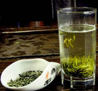 竹叶青茶的喝法