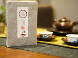 在苏淑梅监制下,这款六堡茶最打动人的是久藏的美