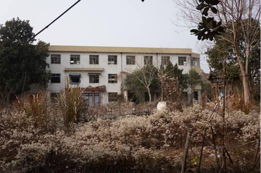 老祁门工厂