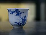 一天售罄的王晨风手绘青花瓷杯,年底上新仅9盏库存!