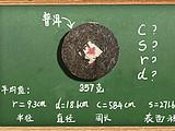 实用茶叶装逼黑知识:普洱茶饼周长多少?飘逸杯为啥叫飘逸杯……