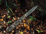 吴宇森御用剑匠的手制茶刀,撬得了紧茶,挡得住绣春刀