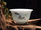 茗星私享丨15年的坚持,是瓷器上的一笔一划,是生活最好的沉淀