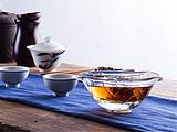 拼件|众筹爆款同系列琉璃公道杯开拼!名匠原创的茶席光影之美