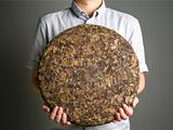 2016年高海拔白茶3公斤超大饼,政和白茶非遗仓底限量,原料价开筹