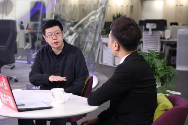 """茶语网创始人张阳受人民日报新媒体端""""问道""""栏目邀请,做了一场跟茶有关的直播"""