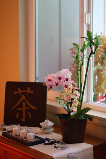 独立工作室概念的茶室