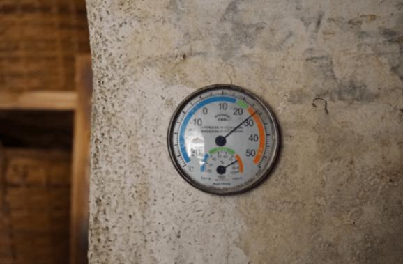 温度保持在20℃~28℃之间,湿度常年保持在55%~75%之间。
