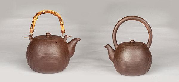 钦州陶泥烧水煮茶壶