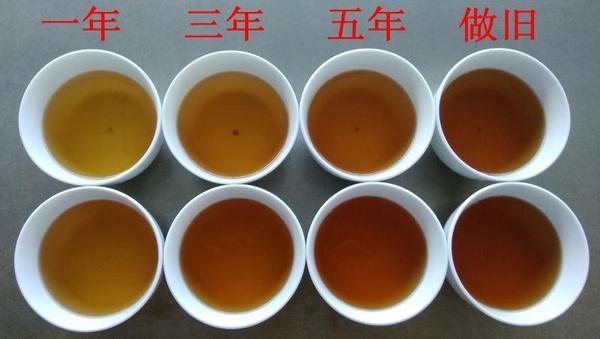 茶汤,白茶