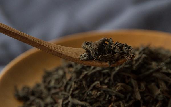 中茶六堡茶·木香十年陈