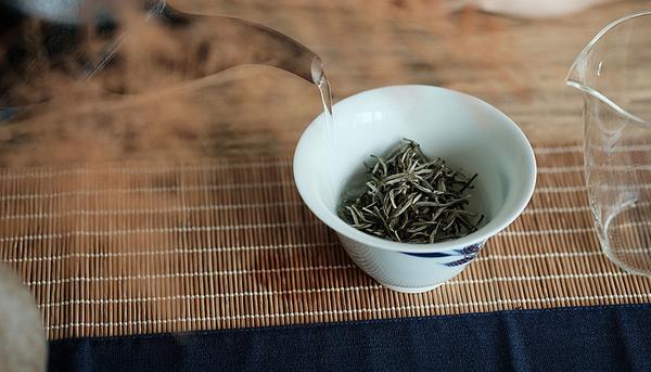 双花复窨·茉莉桂花绿茶