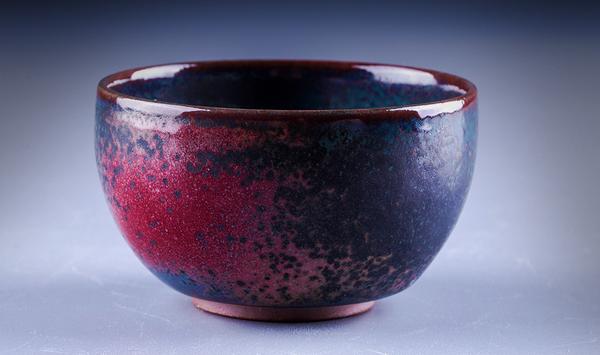茶杯·钧瓷纳海杯