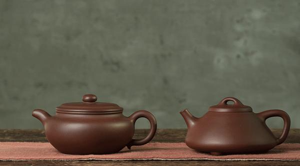 茶壶·红皮龙紫砂壶
