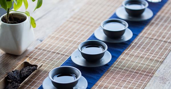 茶席,茶器