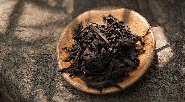 干茶,岩茶