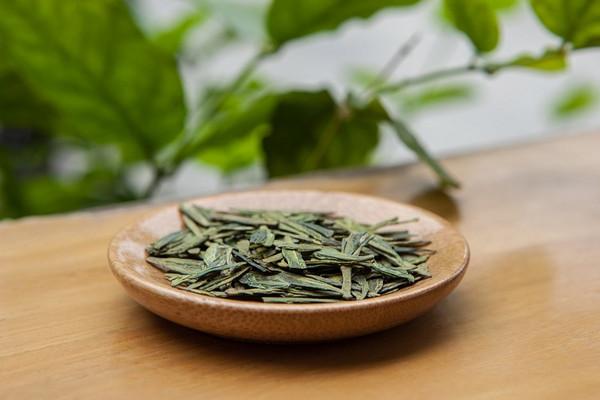 干茶,绿茶