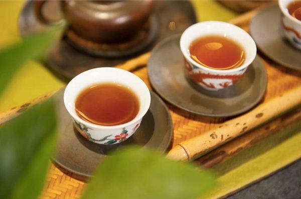 茶汤,普洱茶