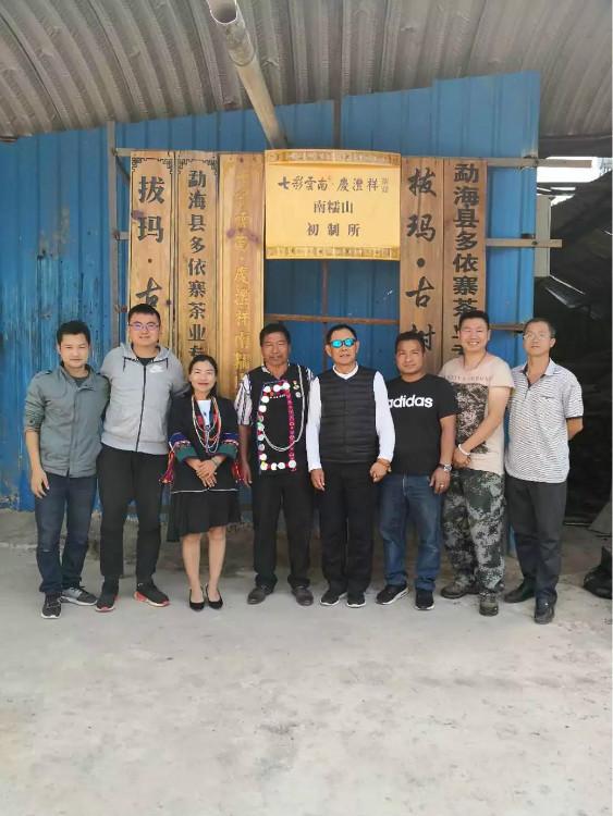 南糯山多依寨茶业专业合作社