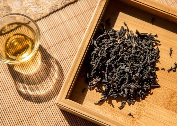 正山小种,红茶