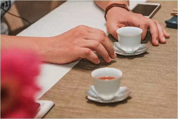 茶杯,茶席