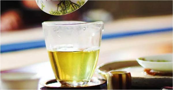 冲泡,茶汤