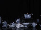众筹丨148元起,苏打釉宝石蓝系列茶具,13款茗瓷臻品,温润如玉/软化水质/素雅大气,一品宋代陶瓷美学
