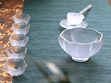 众筹丨实用美学琉璃茶器,纯手工打造,晶莹胜白玉,不容错过的赠礼佳品,158元起即可拥有!