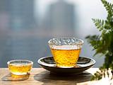一周茶事丨《开学第一课》中国航天员用筷子喝茶,深圳茶博会今日开幕!