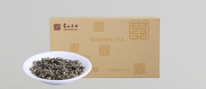 贵州 | 香气清新,滋味甜润的绿茶。
