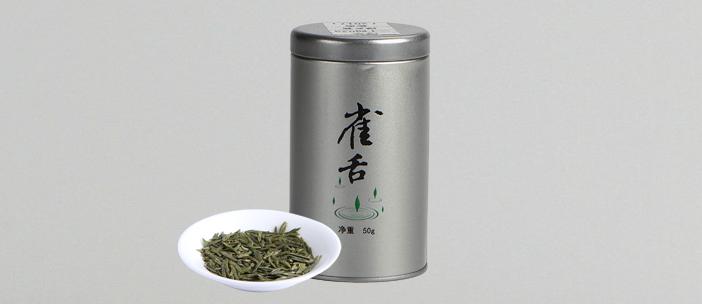 四川 | 一款外形细嫩,香气有青味的雀舌。