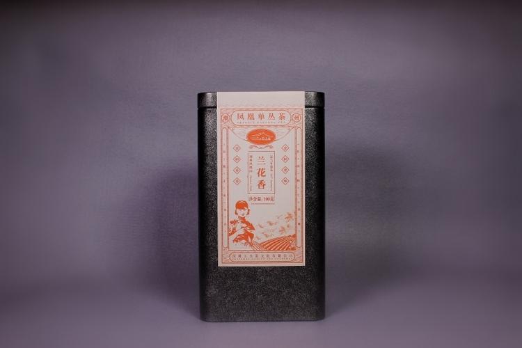 兰花香凤凰单丛(2017年春茶)