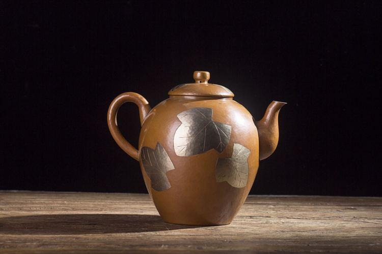 玉川堂铜壶