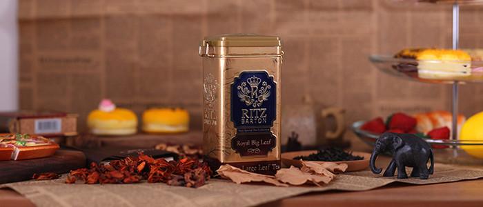 茶语首发锡兰红茶,168元/罐