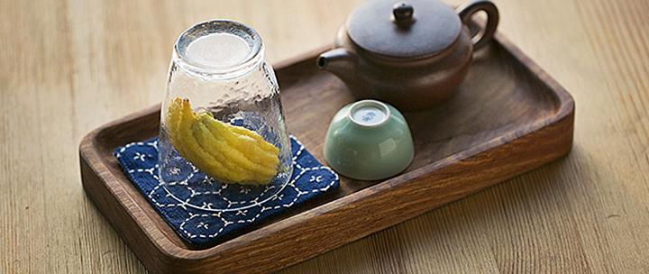 刺猬紫檀原木茶盘,99元/个